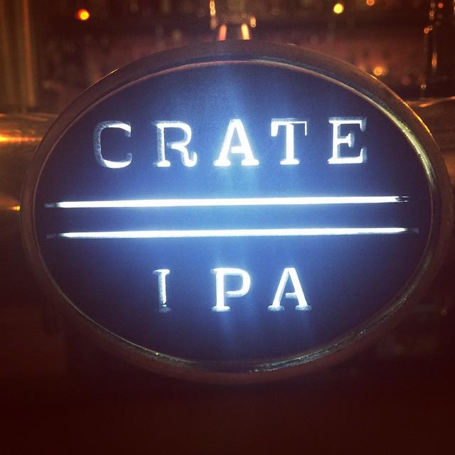 #newonthebar #cratebrewery #ipa #5.8% #luvvlyjubbly