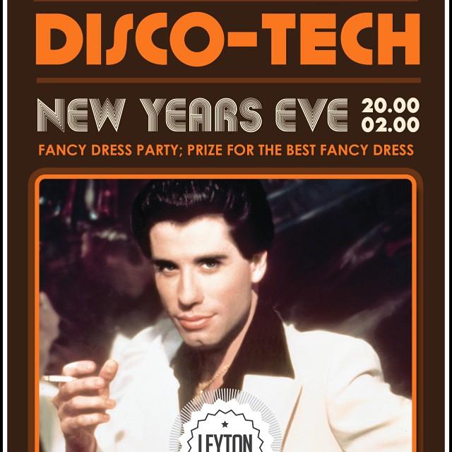 #nye #disco