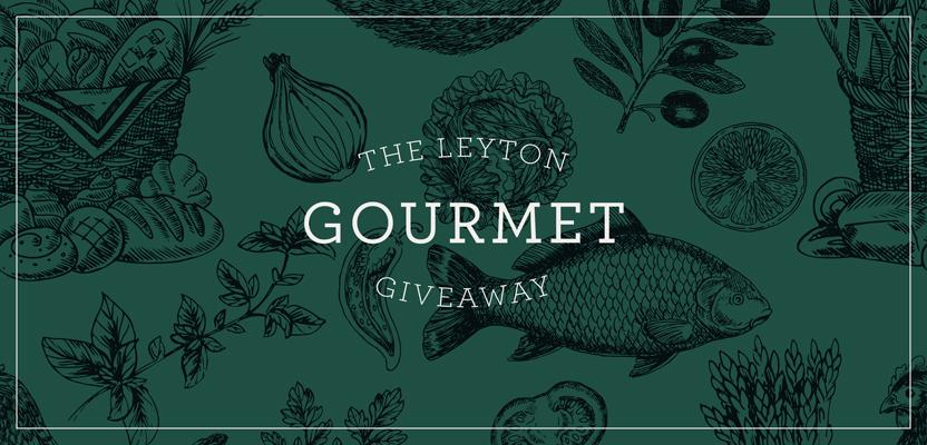 The Leyton Gourmet Giveaway